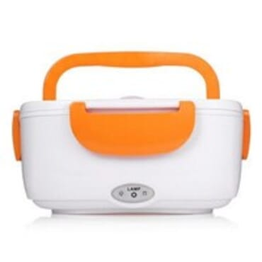 Electric Lunch box(Red Blue & Orange)