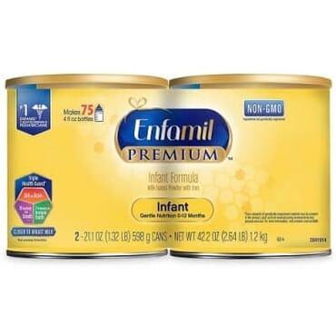 Enfamil Premium Infant Formula - 0-12 Months