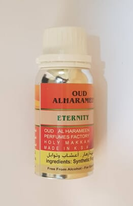 Oud Alharameen Eternity Perfume Oil -100ML
