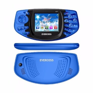 Evercoss G7t Tv Phone - Blue