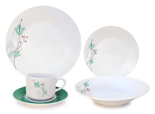 CHELSMA by Meriss Round Ceramic Dinnerset