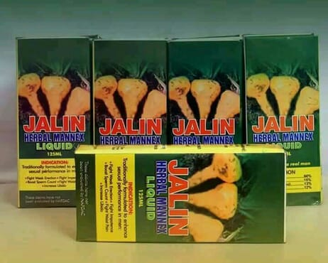 JALIN HERBAL MENNEX LIQUID