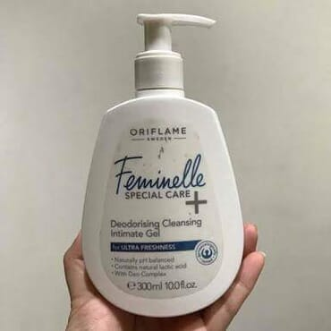 feminine intimate gel wash