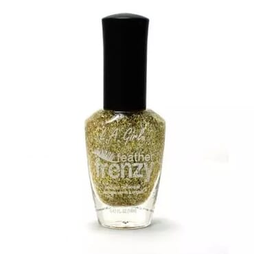 L.A Girl Feather Frenzy Canary Nail Polish
