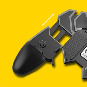 Fire Trigger Gamepad Controller Joystick For PUBG Mobile IPhone Android