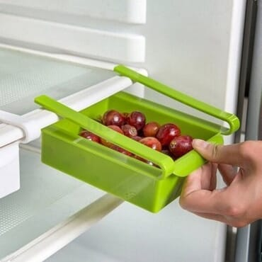 Fridge Storage Box - Available In Different colours