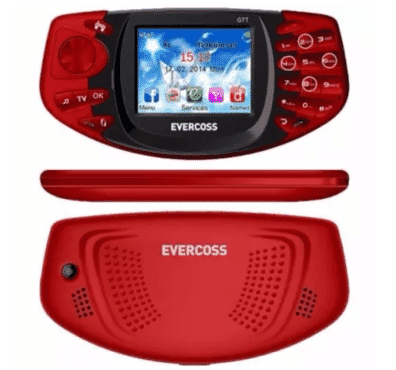 G7T TV Phone - Red