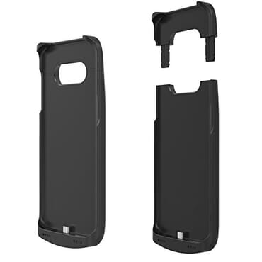 Galaxy S7 Battery Charger Case - Black