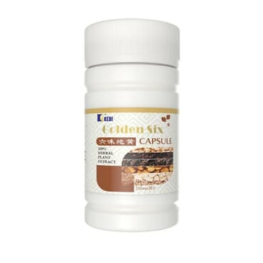 Golden Six Herbal Food Supplement For Female Fertility