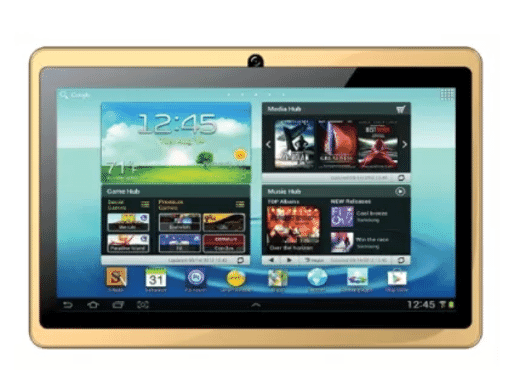 Gtab Q11 - Wi-fi Tablet - 7 Inch - Gold