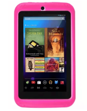 GTAB Q56 Kid's Tablet 7 Inch - Android 4.4.2, 8GB, 512MB