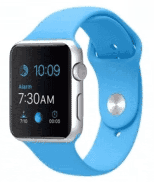 G-Tab W101 Hero Smart Watch- Blue