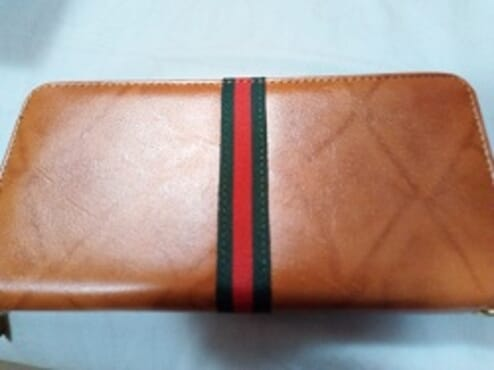 Gucci designed Wallet for Men- Leather