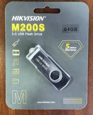 HIKVISION USB 3.0 flash drive 64GB U disk Waterproof USB For Laptop Desktop business Genuine Ultra