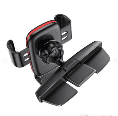SUYL-J01/J0S Baseus Metal Age Gravity Car Mount (CD Version) Car Holder For Iphone Huawei Samsung Oppo Vivo Phone Accessories
