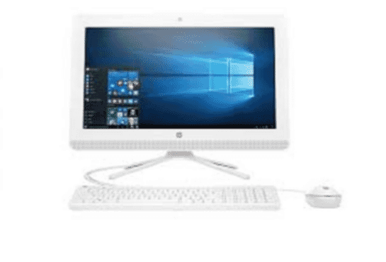 HP All-in-One 20 Intel Pentium Quad Core 1TB HDD 4GB Ram FreeDos