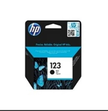 HP 123 Black Ink Cartridge PRODUCT CODE: 3994690
