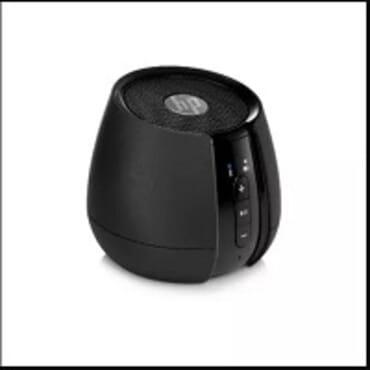HP Wireless Mini Bluetooth Speakers S6500 (black) PRODUCT CODE: 3990324