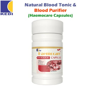 Haemocare: Natural Blood Tonic & Blood Purifier - KEDI