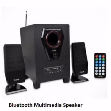 Havit Bluetooth Sub-woofer Multimedia Speaker With MP3 + Fm Radio - SF7100BT