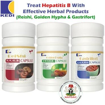 Effective Herbal Solution For Hepatitis B