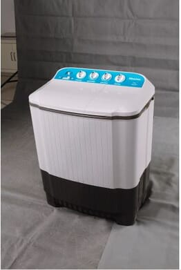 HISENSE Washing Machine HISWMWSJA551 5kg