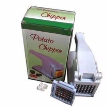 Homes Etcetera Potato Chopper and Slicer