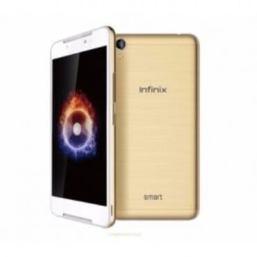 Infinix Smart X5010 - 1GB RAM - 16GB ROM - 3060mAh - Android Marshmallow