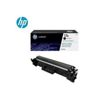 Hp 17A Black Genuine LaserJet Toner Cartridge