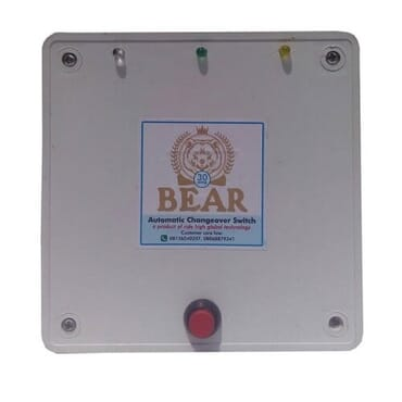 Bear Automatic Changeover Switch 30Amps