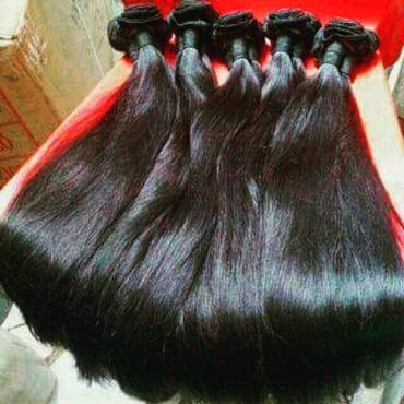 Malaysian Straight Hair 24 inch