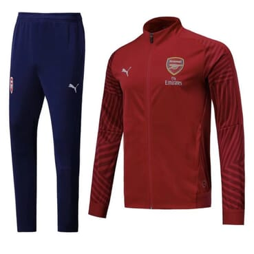 ARSENAL TRACKSUIT | WINE-BLUE 2019|2020