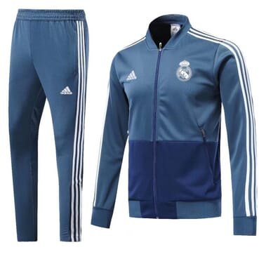 REAL MADRID TRACKSUIT | GREY