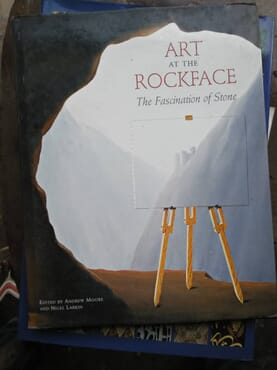ART AT THE ROCKFACE; The Fascination of Stone