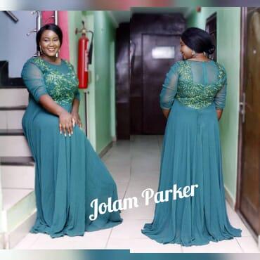 Women gown