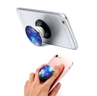 Multifunction Expandable Phone Grip Stand PopSocket