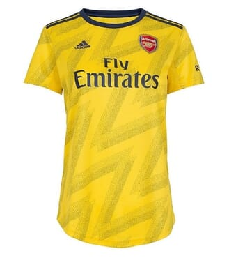 LADIES ARSENAL AWAY JERSEY