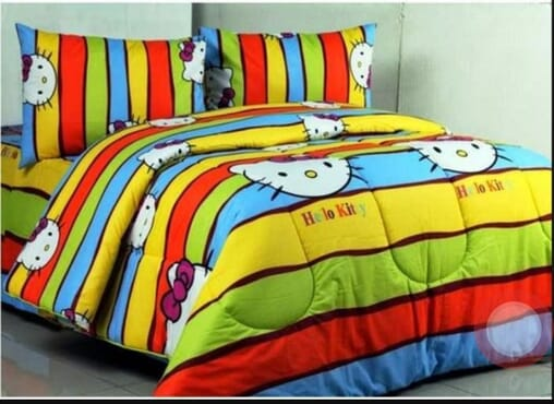 No 1 quality beds spread and pillow cases