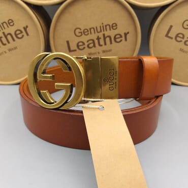 Original quality leather belts