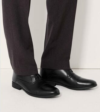 Marks & Spencer Leather Oxford Shoes