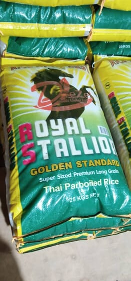Royal Stallion Rice - 25kg