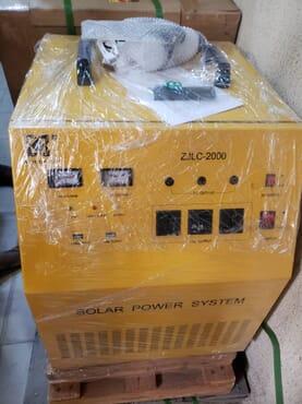 2kva Solar generator