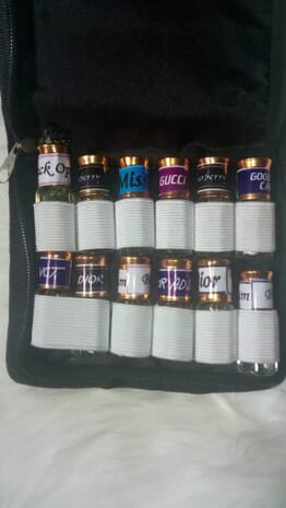 PERFUME OIL 12 IN 1 POUCH (3MLS)