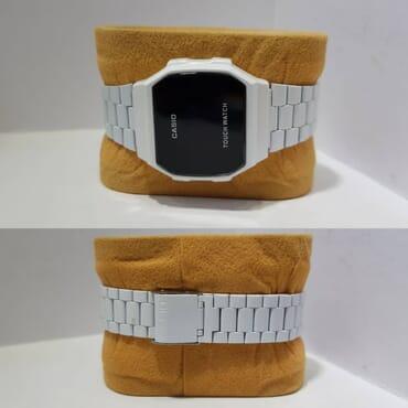Casio Touch Digital Unisex Watch
