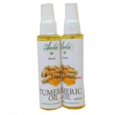 Avila Naturalle (Tumeric oil)