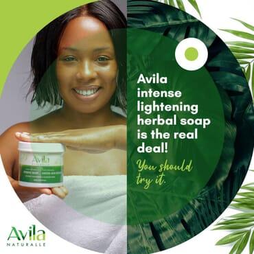 Avila Naturalle ( Herbal soap)