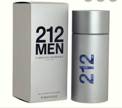 Carolina Herrera 212 Men New York (EDT)