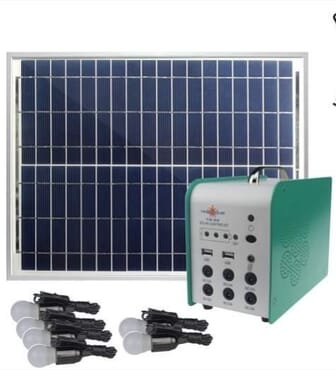 Solar Digital Generator