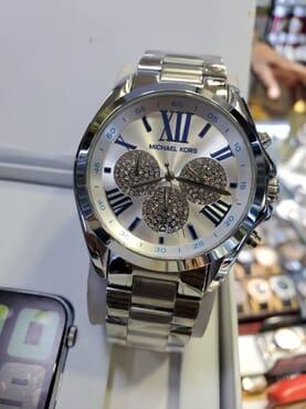 Designers Silver Unisex Watch