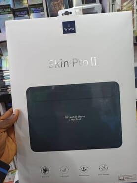 WIWU Skin pro II PU Leather Protect Case Laptop Bags for MacBook 12/13.3/15.4 inch
